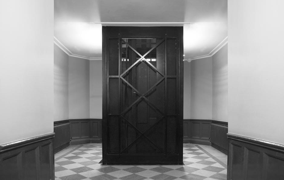 Driftsäker hiss genom kontinuerligt underhåll & service